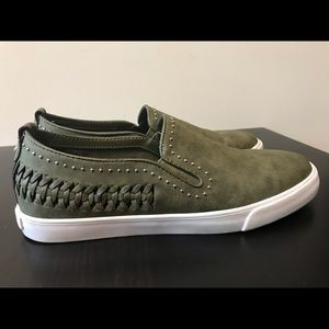 G by Guess Shoes - G by Guess Sneakers Army Green Size 8.5